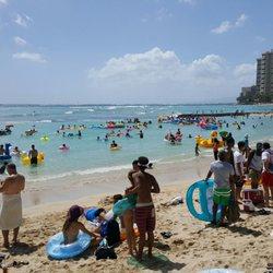 Photo Of Kuhio Beach Park Honolulu Hi United States Flotilla 2017 Starting