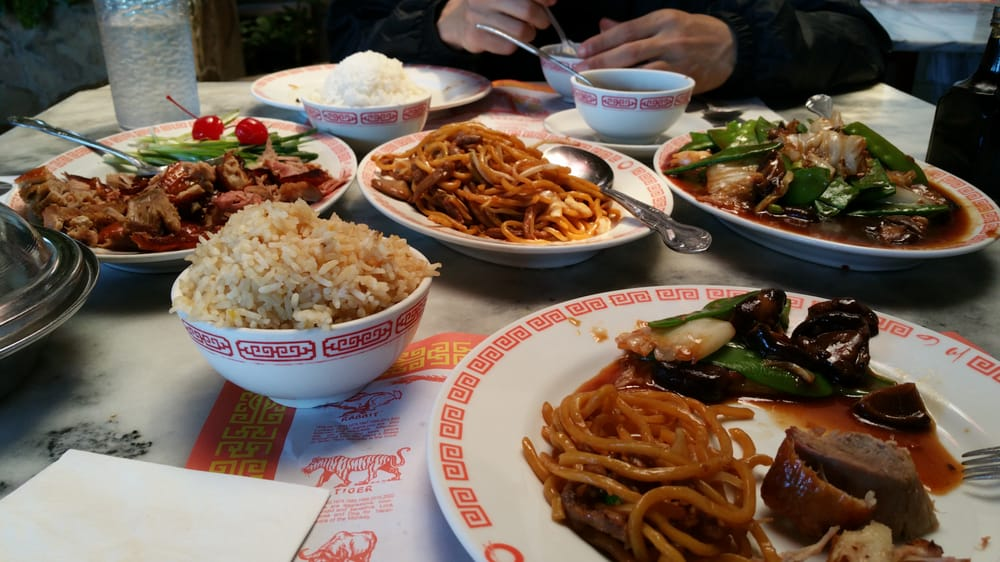 Chinese Food Near Hell