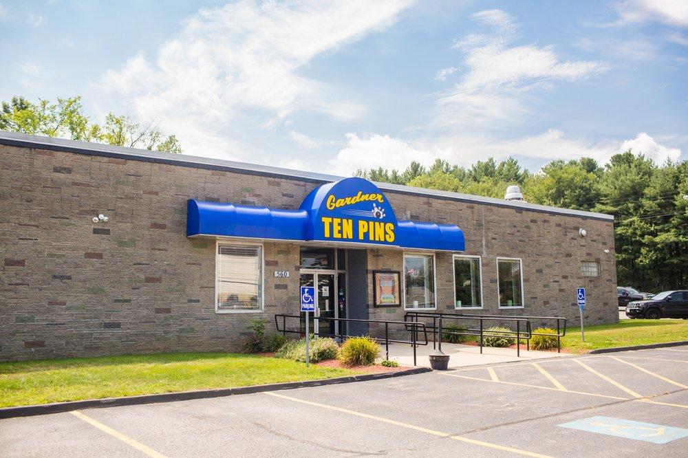 Gardner Ten Pins: 560 W Broadway, Gardner, MA