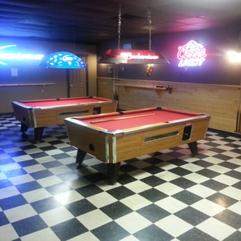 Photo Of PlayTime Sports Bar   Perham, MN, United States. Pool Table Area