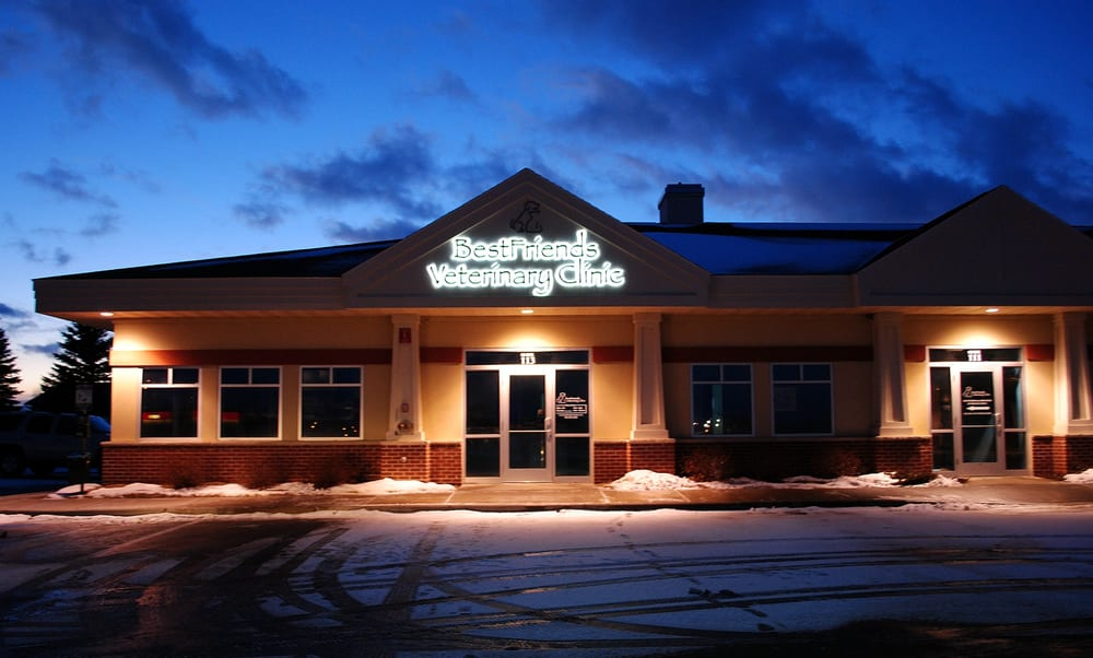BestFriends Veterinary Clinic: 10904 57th St NE, Albertville, MN