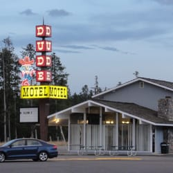 Photo Of Dude Roundup Motel West Yellowstone Mt United States View