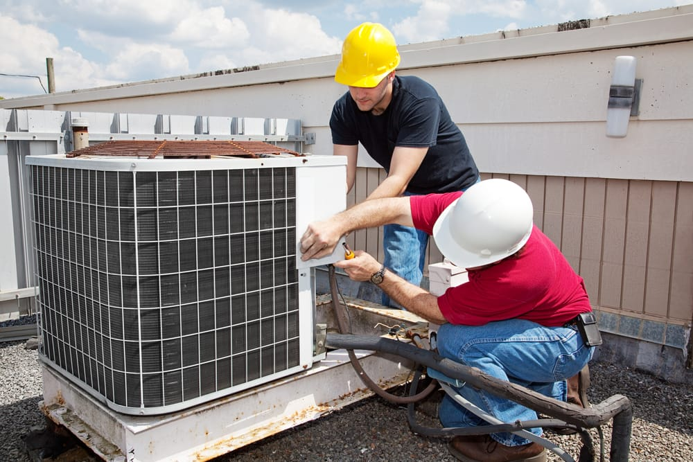 Red & Blue Heating & Air: 829 Veterans Blvd, Ardmore, OK