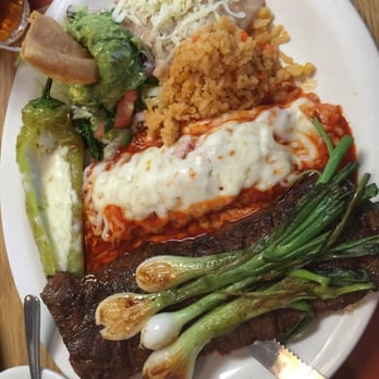 Photo Of Maya S Restaurant Mundelein Il United States Steak Tampiquena