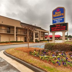 Photo Of Best Western Colonial Inn Cordele Ga United States