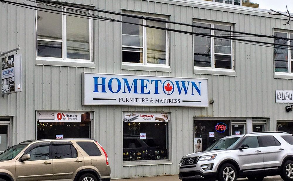 Hometown furniture & mattress