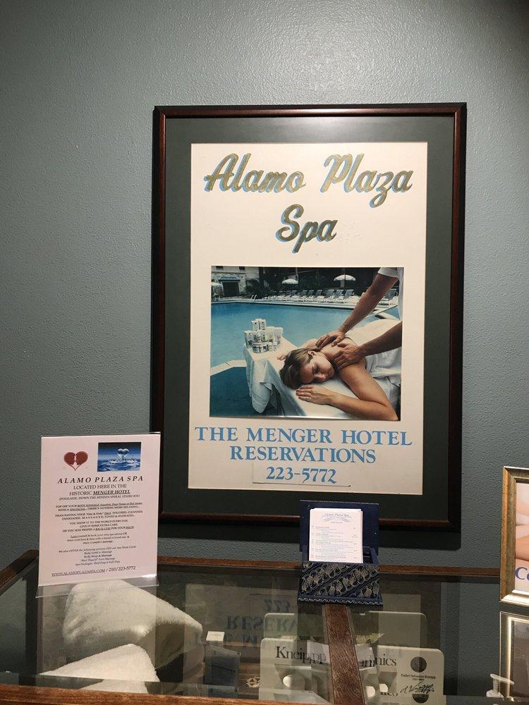 Alamo Plaza Spa at the Menger Hotel