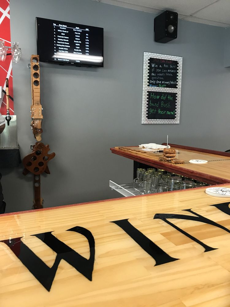 Rock God Brewing: 459 Rooney Ave, Danville, PA