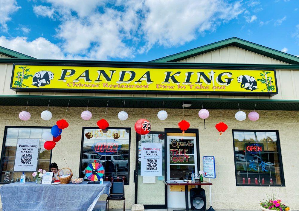Panda King Chinese Restaurant: 2201 Glacier Dr, Saint Croix Falls, WI