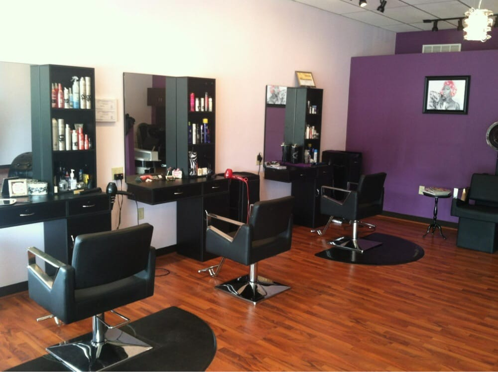 Shear envy hair salons 4334 b george washington for A shear thing salon
