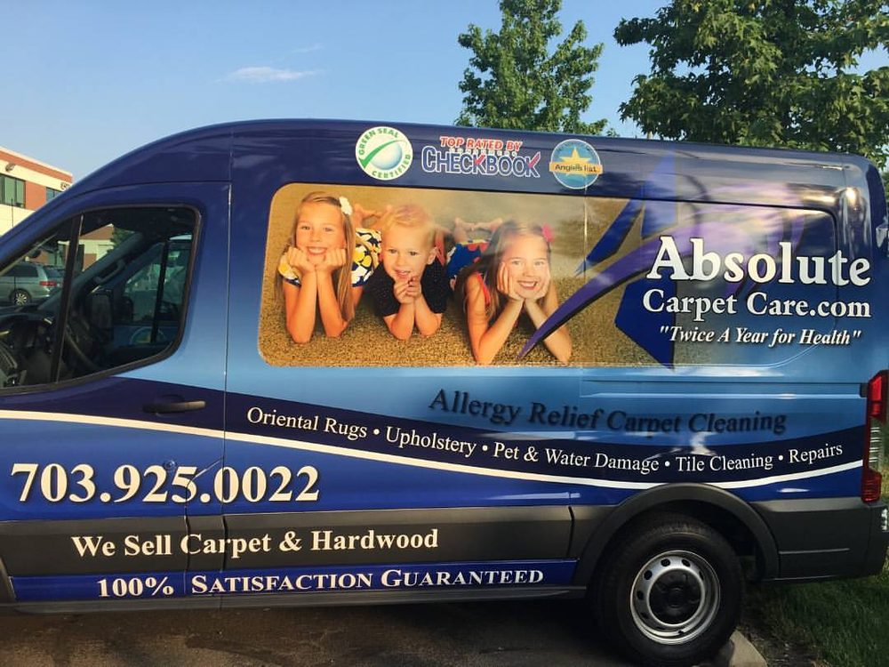 Absolute Carpet Care: 45921 Maries Rd, Dulles, VA