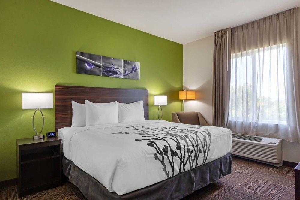 Sleep Inn & Suites Tampa South: 6231 S Dale Mabry Highway, Tampa, FL