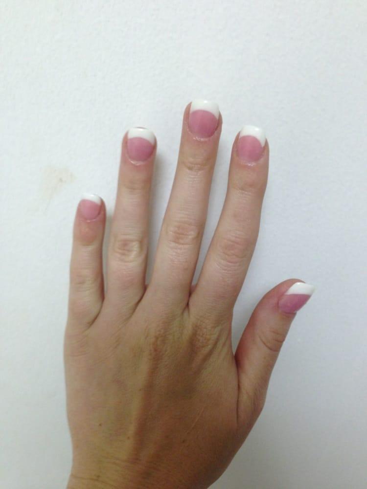 Acrylic nails annie nail salon yelp for Acrylic nails at salon