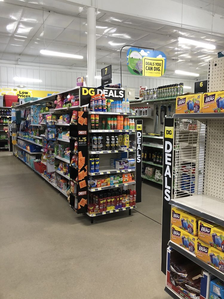 Dollar General: 4078 Nc Highway 56 E, Louisburg, NC