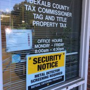 tax commissioner office near me