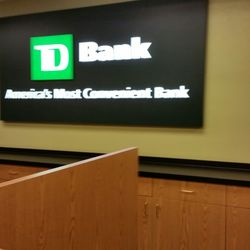 TD Bank - Banks & Credit Unions - 3125 W New Haven Ave
