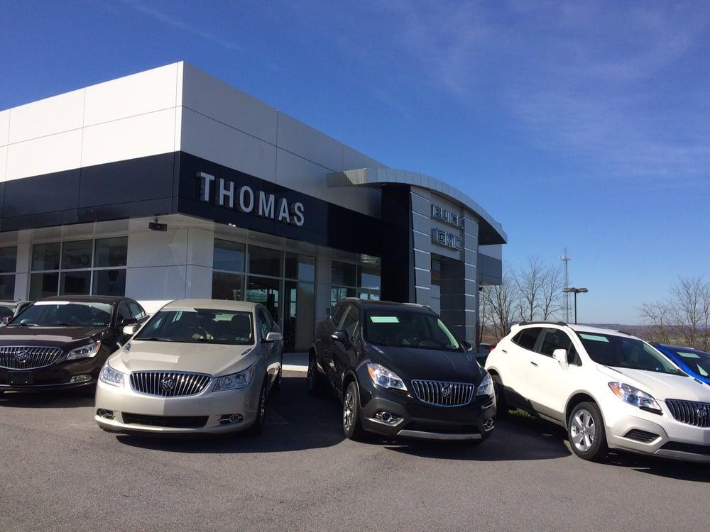thomas buick gmc car dealers 750 eisenhower blvd johnstown pa phone number yelp. Black Bedroom Furniture Sets. Home Design Ideas
