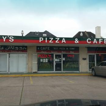 Pizazz Restaurant Houston Tx