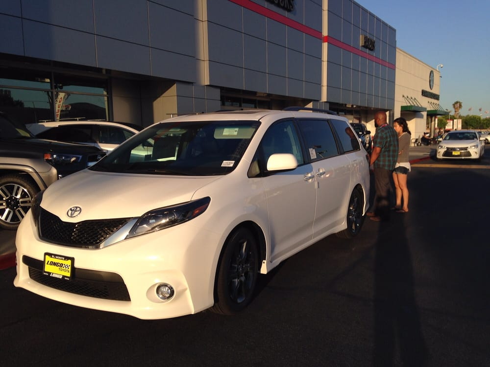 Photo Of Longo Toyota   El Monte, CA, United States. Our Brand New