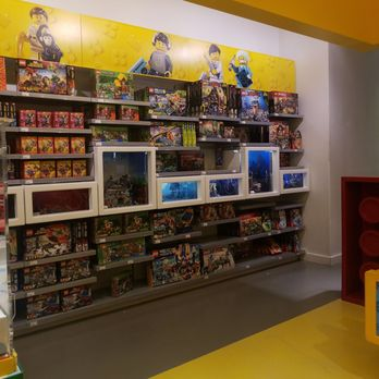 The Lego Store - 87 Photos & 52 Reviews - Toy Stores - 7007 Friars ...