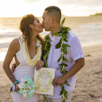 Photo Of I Do Hawaiian Weddings Honolulu Hi United States 10 17