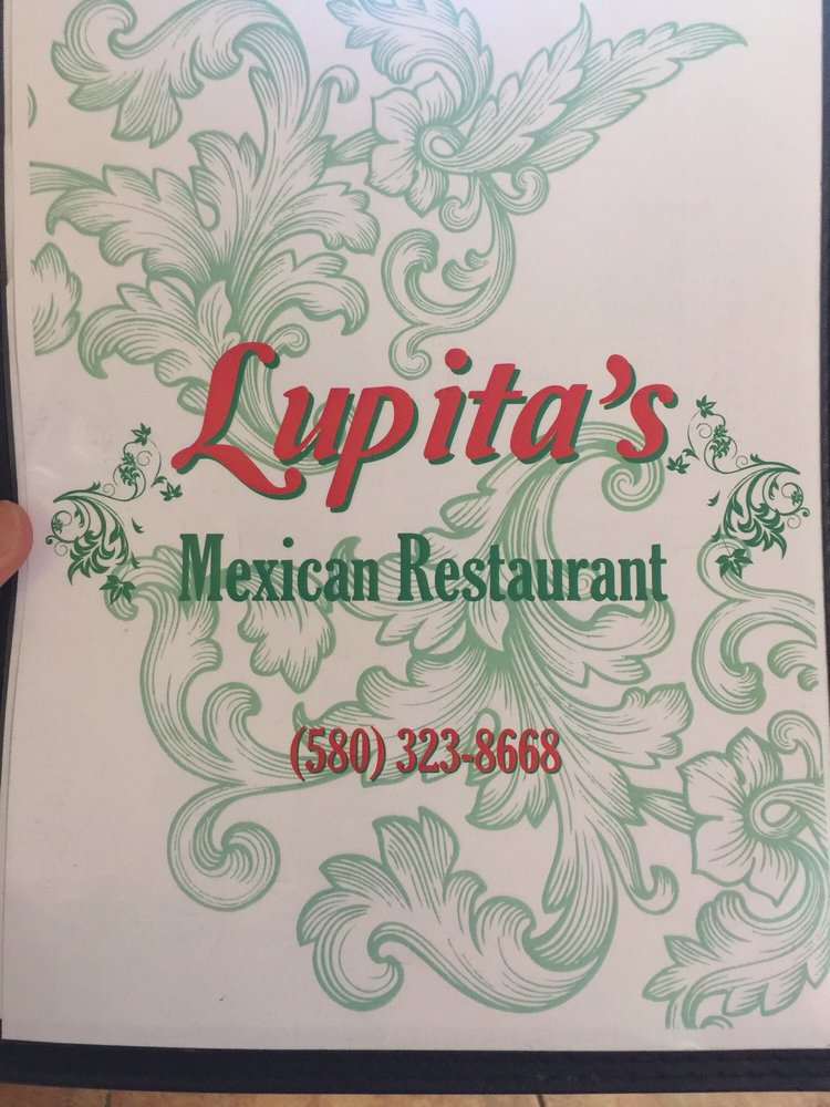 Lupitas Mexican Grill: 681 Main St, Arapaho, OK
