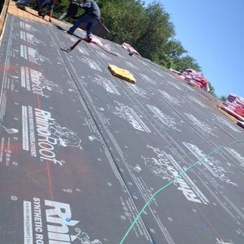 Marvelous Photo Of Premier Roofing U0026 Contracting   San Antonio, TX, United States.  Rhino