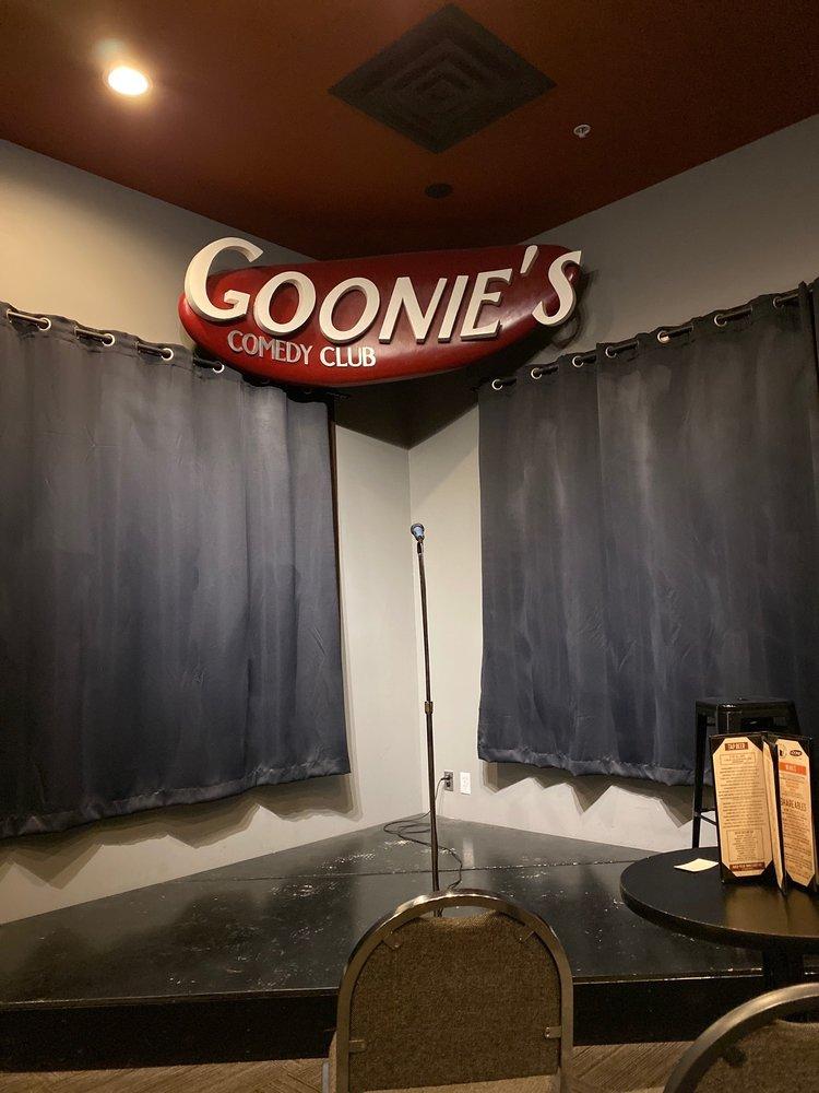 Social Spots from Goonie's Comedy Club