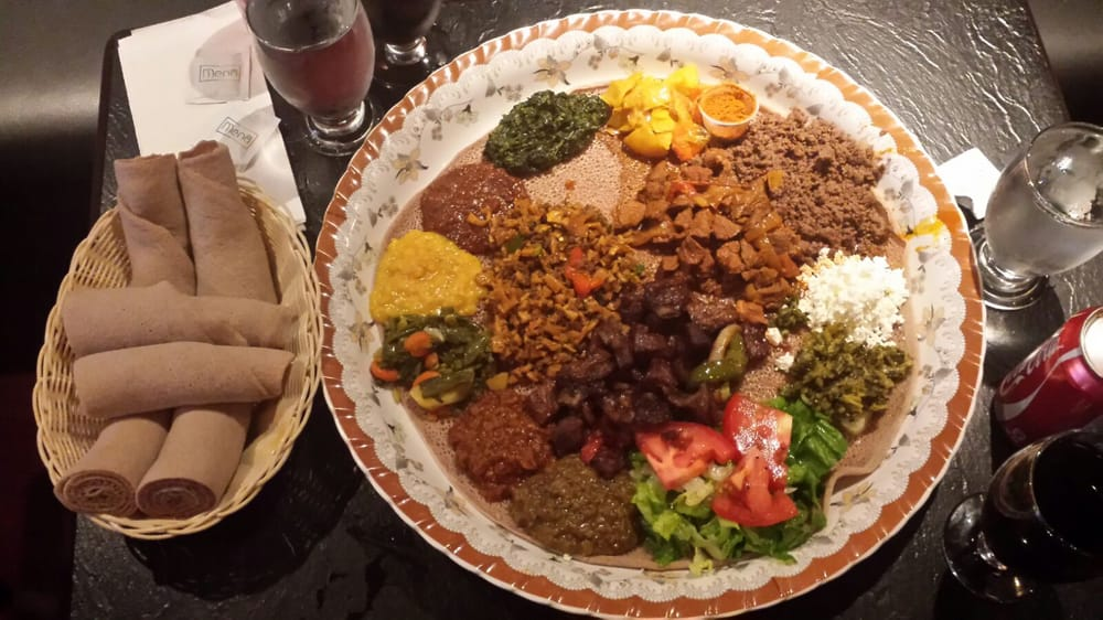 Wazema Ethiopian Restaurant Toronto On