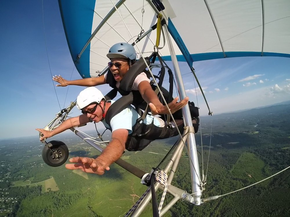 Thermal Valley Hang Gliding: 4093 Old Amherst Rd, Lenoir, NC