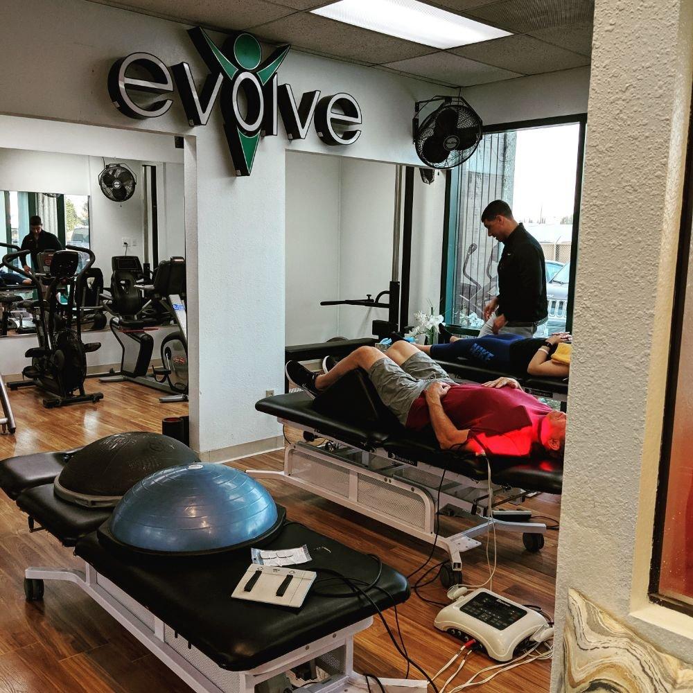 Evolve Gym