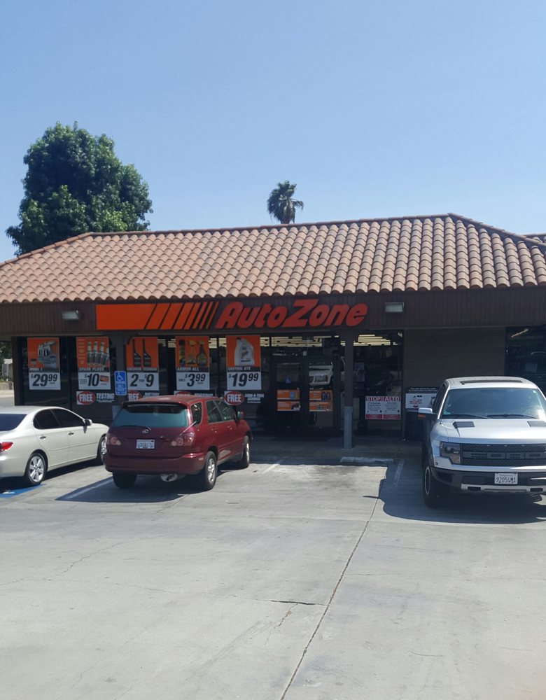 AutoZone Auto Parts - 2375 Sycamore Dr, Simi Valley, CA