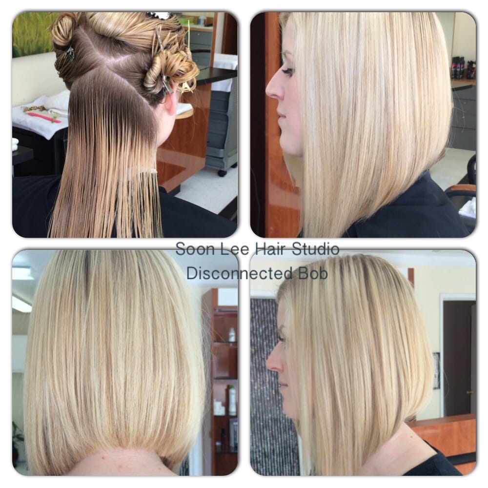 Disconnected Bob Haircut By Soon Lee Yelp