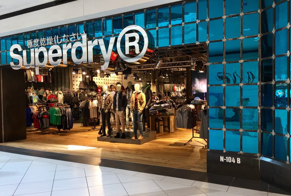 hot sale online 50d95 d29af Superdry - Accessories - 5 Woodfield Mall, Schaumburg, IL ...