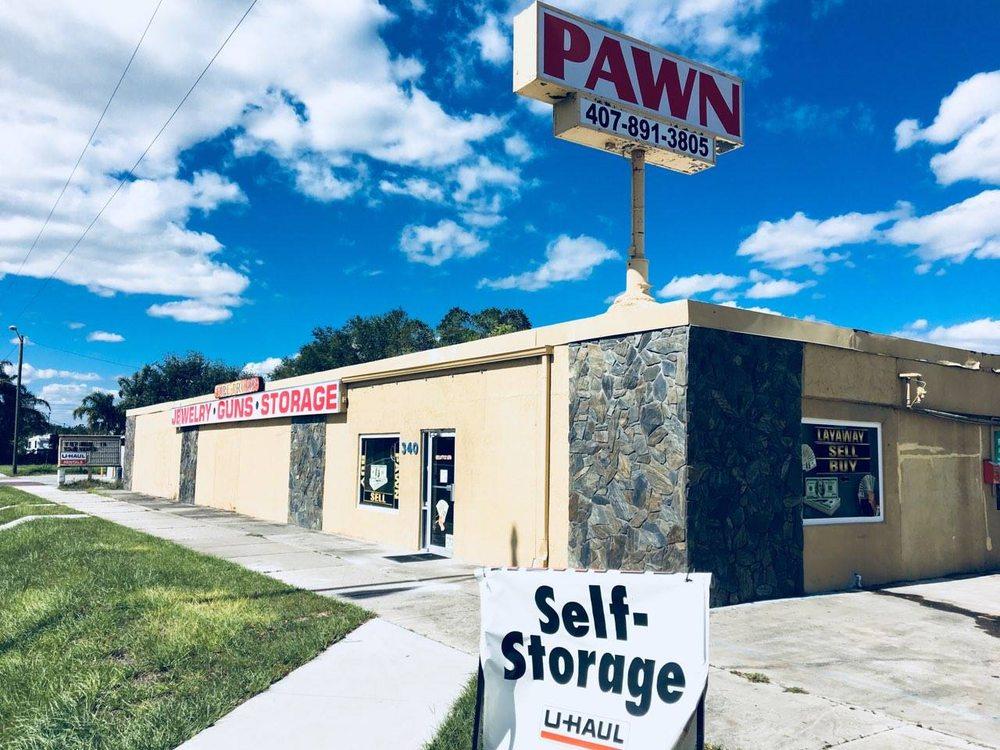 Fireproof Pawn & Storage