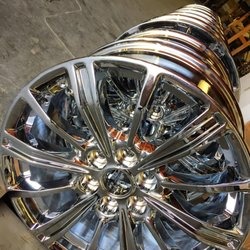 Classic Chrome Plating - CLOSED - 35 Photos - Auto Parts & Supplies
