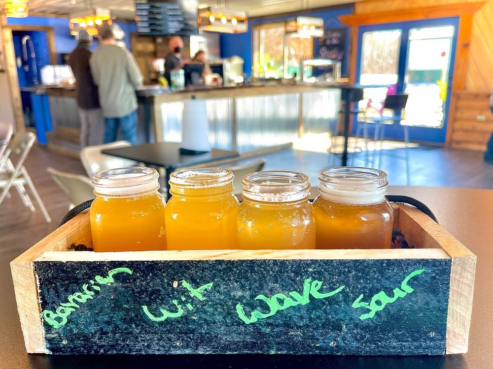 Snarky Loon Brewing: 33488 State Highway 371, Jenkins, MN