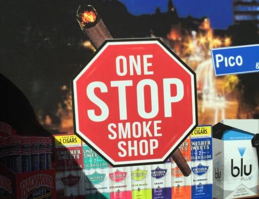 Top One Stop Smoke Shop - Tobacco Shops - 1367 S Redondo Blvd, Mid  AV53