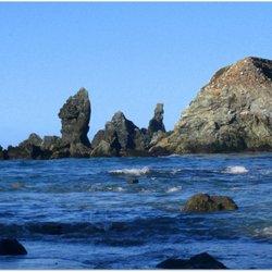 Photo Of Sand Dollar Beach Sur Ca United States Offs Rock