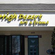 high desert art frame