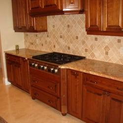 Photo Of K Kraft Cabinets   Rockledge, FL, United States. Cherry Kitchen
