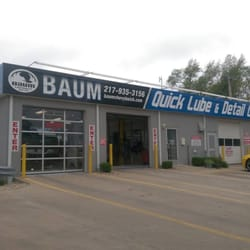 Photo Of Baum Chevrolet Buick   Clinton, IL, United States. Quick Lube U0026