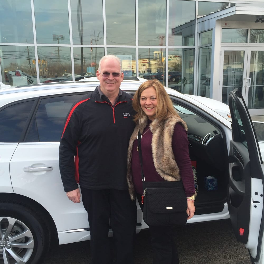 Joel From Cherry Hill Audi Is The Best Love My Q Yelp - Cherry hill audi