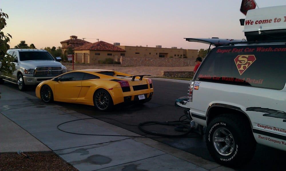 El Paso Mobile Car Wash