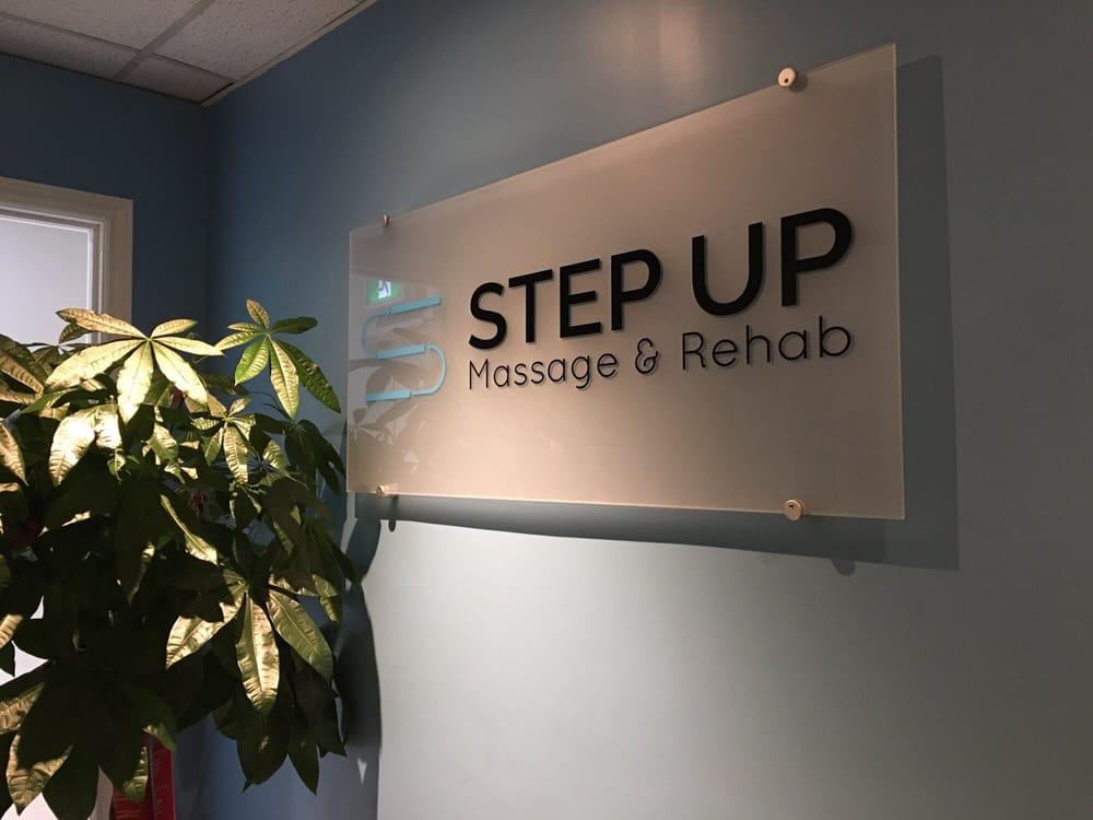 Step Up massage and rehab - Yelp