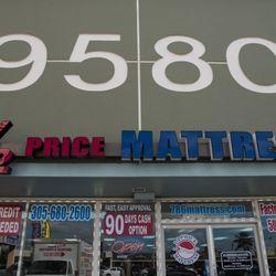 12 Price Mattress 17 Photos Furniture Stores 9580 Bird Rd