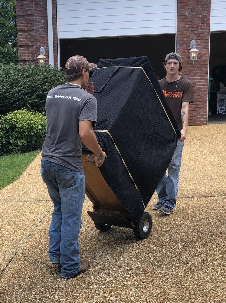 Christophers Moving & Storage - Florence: 254 Seville St, Florence, AL