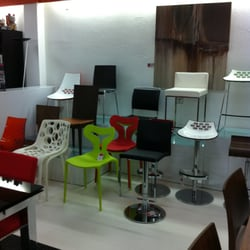 Photo Of The Modern Living   Palo Alto, CA, United States. Calligaris Chairs  ...
