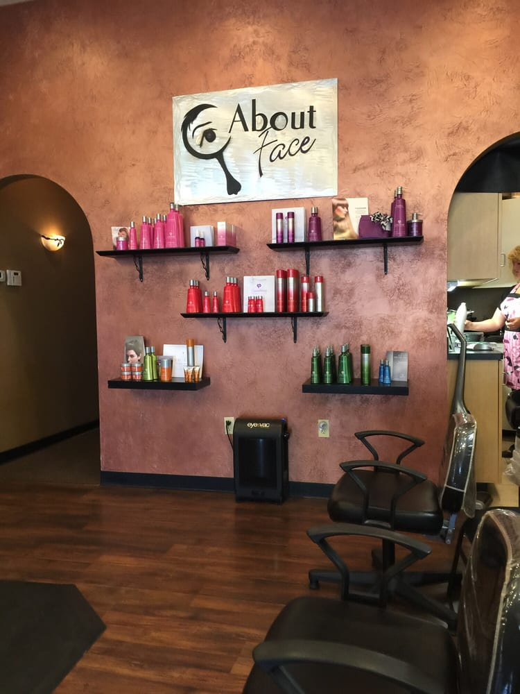 About Face Spa and Salon: 1370 Veterans Pkwy, Clarksville, IN
