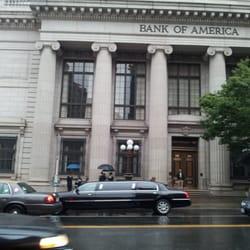 bank of america washington dc locations